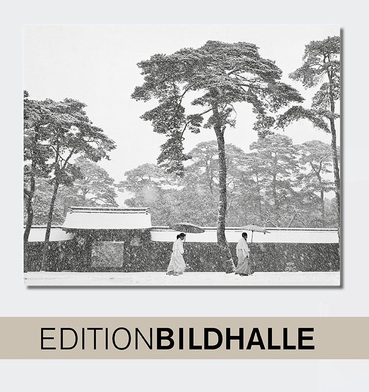 COMING UP: JAPAN – WERNER BISCHOF, EDITION BILDHALLE