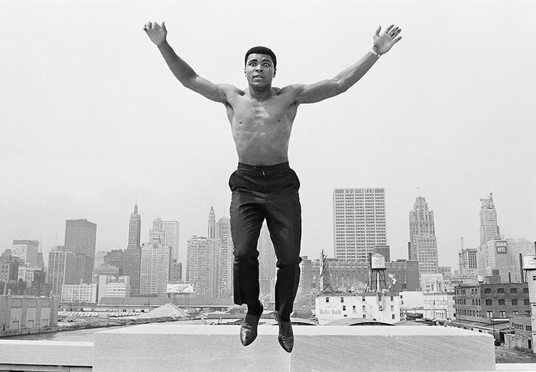 Thomas Hoepker; Magnum Photos; Ali and Beyond