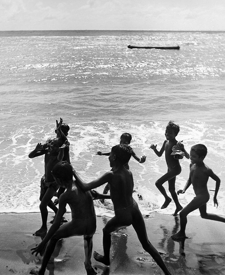 Werner Bischof Estate; Magnum Photos; Seaside