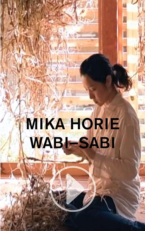 MOVIE – MIKA HORIE – WABI-SABI
