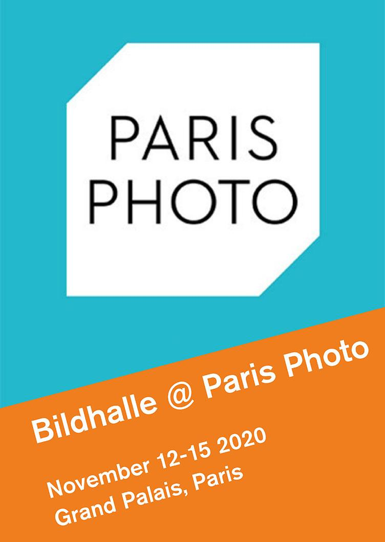 UPCOMING: Bildhalle @ Paris Photo, Grand Palais, Paris