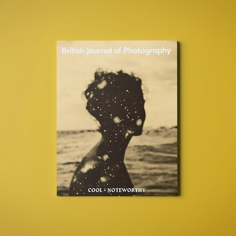 PAUL CUPIDO ON THE COVER OF BRITISH JOURNAL OF PHOTOGRAPHY