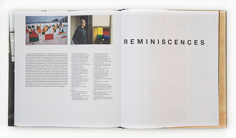 RENÉ BURRI – IMPOSSIBLE REMINISCENCES