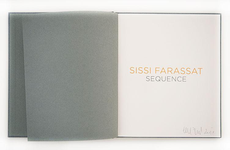 SISSI FARASSAT – SEQUENCE